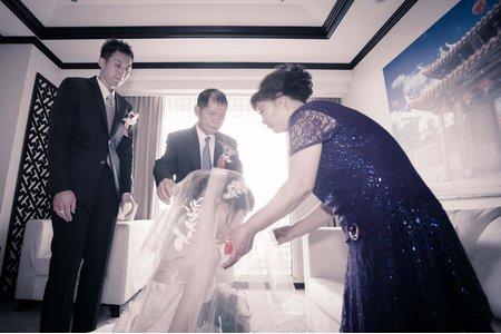 完美的一天結婚當日紀錄拍攝~