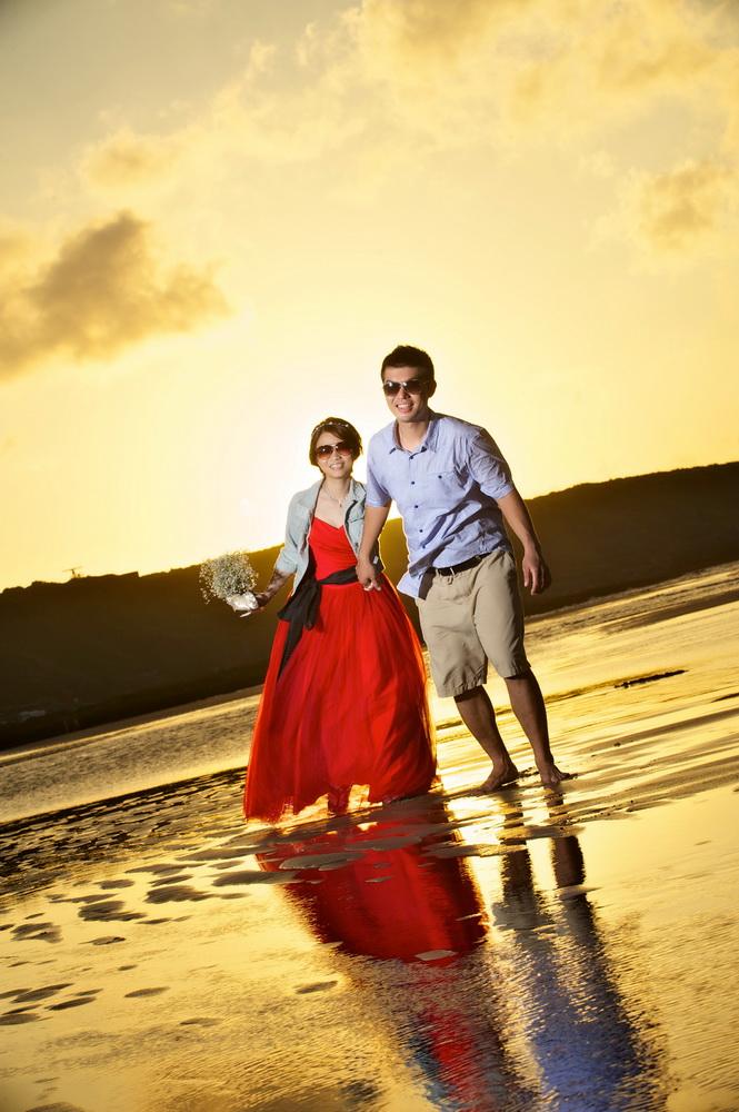 凱棠&青青 春之嫁衣(編號:428071) - 春之嫁衣精緻婚紗 - 結婚吧一站式婚禮服務平台