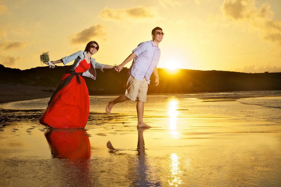 凱棠&青青 春之嫁衣(編號:428072) - 春之嫁衣精緻婚紗 - 結婚吧一站式婚禮服務平台