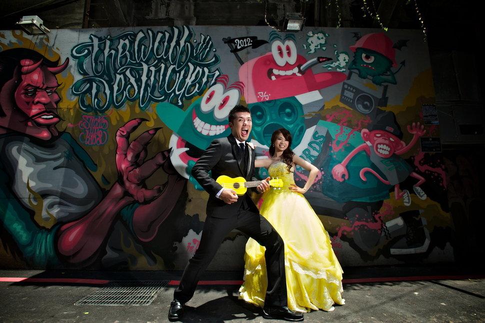 凱棠&青青 春之嫁衣(編號:428080) - 春之嫁衣精緻婚紗 - 結婚吧