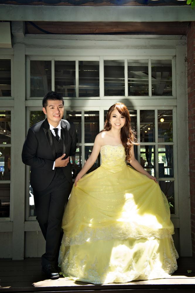 凱棠&青青 春之嫁衣(編號:428082) - 春之嫁衣精緻婚紗 - 結婚吧