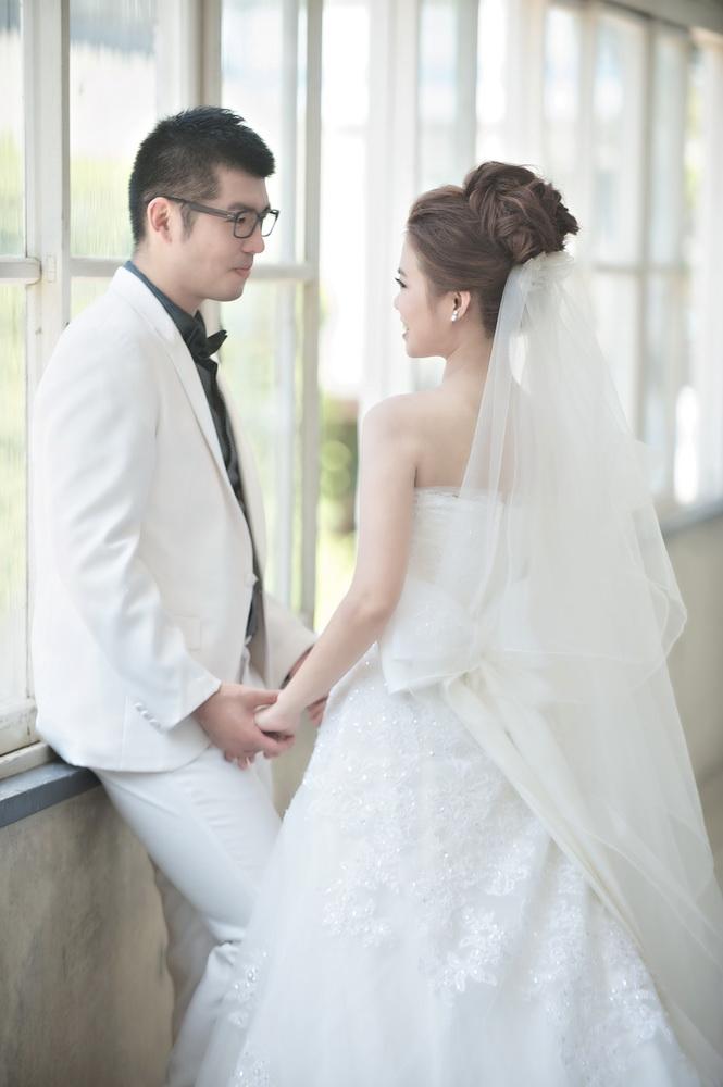 凱棠&青青 春之嫁衣(編號:428083) - 春之嫁衣精緻婚紗 - 結婚吧一站式婚禮服務平台
