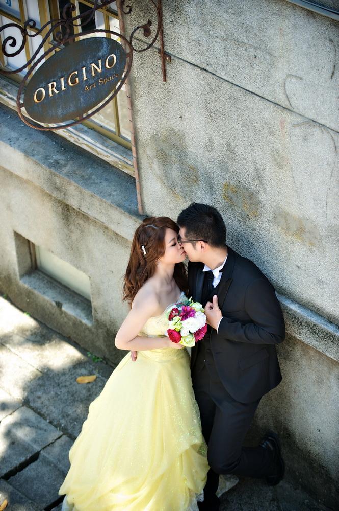 凱棠&青青 春之嫁衣(編號:428085) - 春之嫁衣精緻婚紗 - 結婚吧一站式婚禮服務平台