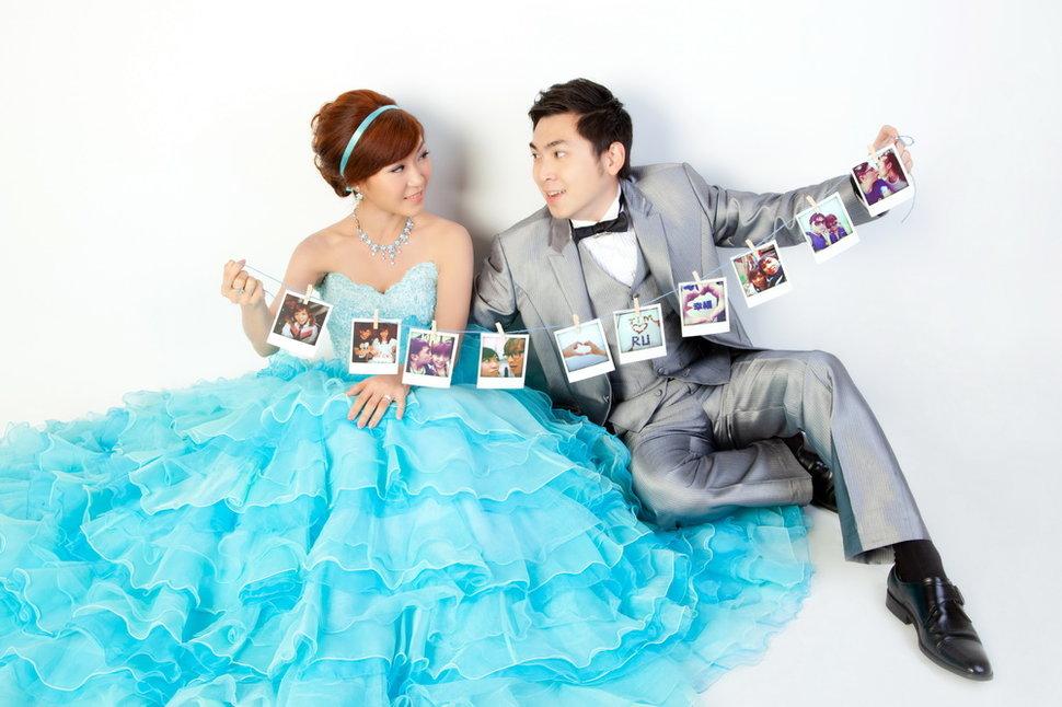 永晉&潔茹 春之嫁衣(編號:431416) - 春之嫁衣精緻婚紗 - 結婚吧一站式婚禮服務平台