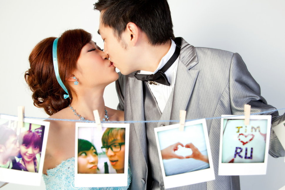 永晉&潔茹 春之嫁衣(編號:431417) - 春之嫁衣精緻婚紗 - 結婚吧一站式婚禮服務平台