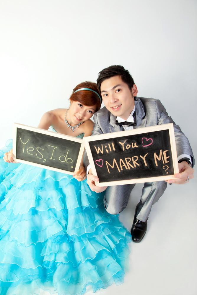 永晉&潔茹 春之嫁衣(編號:431419) - 春之嫁衣精緻婚紗 - 結婚吧