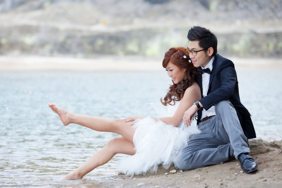 永晉&潔茹 春之嫁衣(編號:431421) - 春之嫁衣精緻婚紗 - 結婚吧