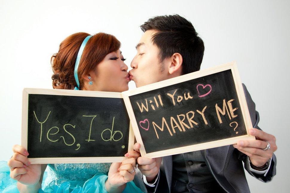 永晉&潔茹 春之嫁衣(編號:431424) - 春之嫁衣精緻婚紗 - 結婚吧一站式婚禮服務平台