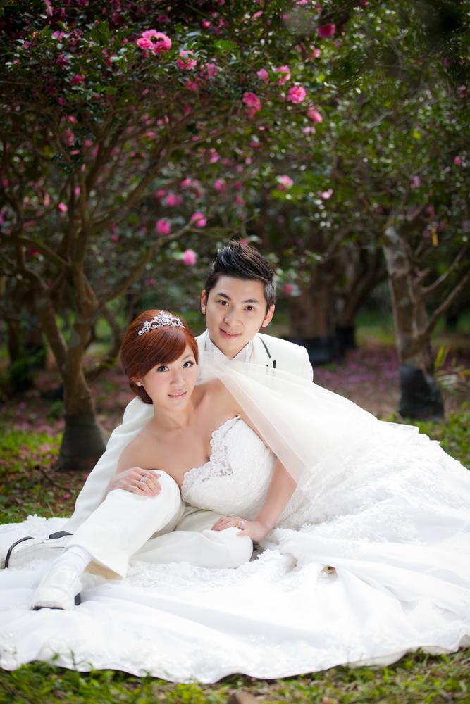 永晉&潔茹 春之嫁衣(編號:431427) - 春之嫁衣精緻婚紗 - 結婚吧