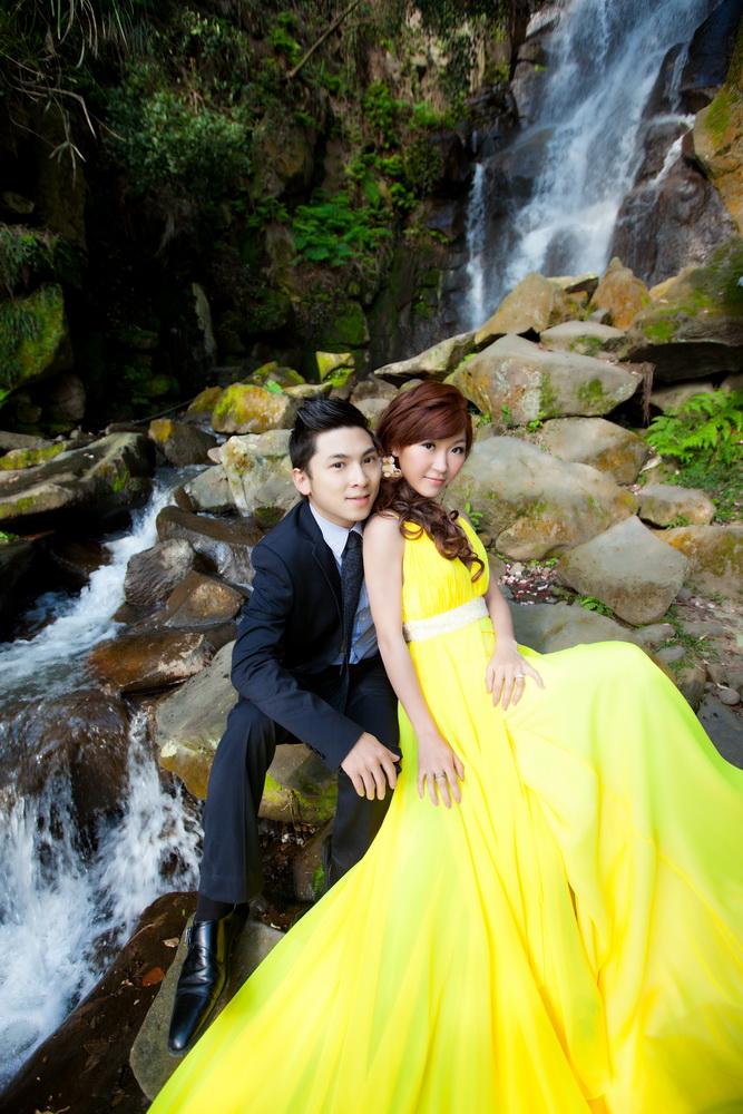 永晉&潔茹 春之嫁衣(編號:431428) - 春之嫁衣精緻婚紗 - 結婚吧一站式婚禮服務平台