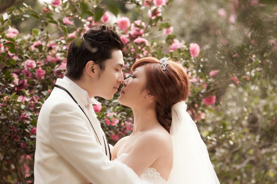 永晉&潔茹 春之嫁衣(編號:431430) - 春之嫁衣精緻婚紗 - 結婚吧