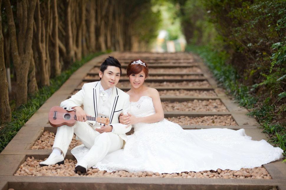 永晉&潔茹 春之嫁衣(編號:431431) - 春之嫁衣精緻婚紗 - 結婚吧