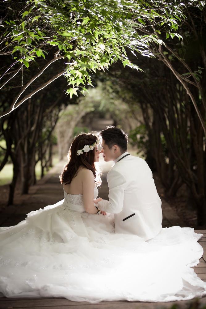 永益&汶芸 春之嫁衣(編號:433380) - 春之嫁衣精緻婚紗 - 結婚吧