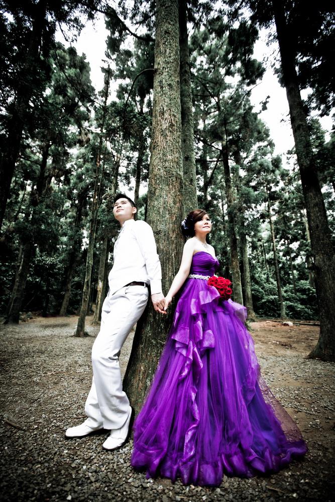 永益&汶芸 春之嫁衣(編號:433383) - 春之嫁衣精緻婚紗 - 結婚吧一站式婚禮服務平台