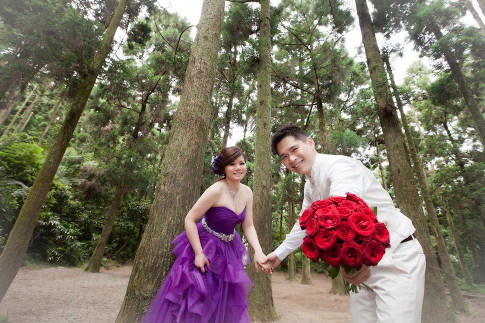 永益&汶芸 春之嫁衣(編號:433384) - 春之嫁衣精緻婚紗 - 結婚吧