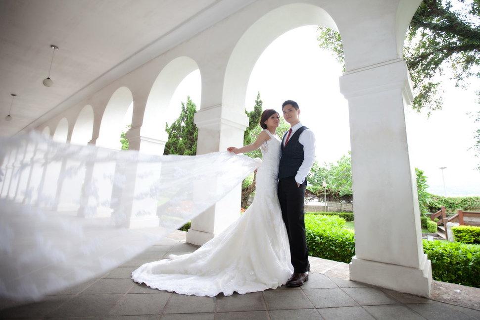 永益&汶芸 春之嫁衣(編號:433385) - 春之嫁衣精緻婚紗 - 結婚吧