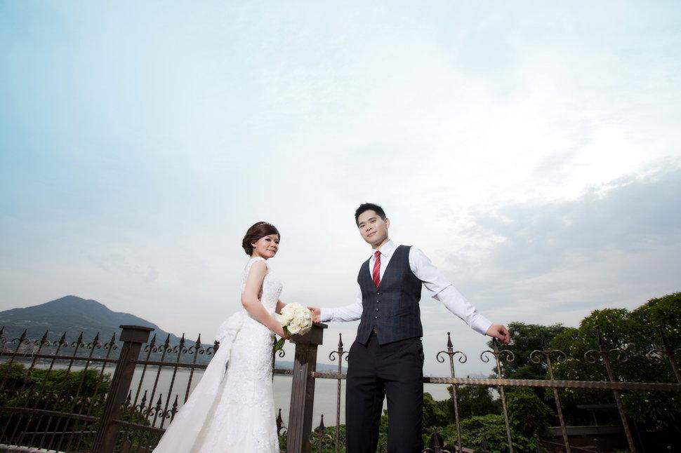 永益&汶芸 春之嫁衣(編號:433387) - 春之嫁衣精緻婚紗 - 結婚吧一站式婚禮服務平台