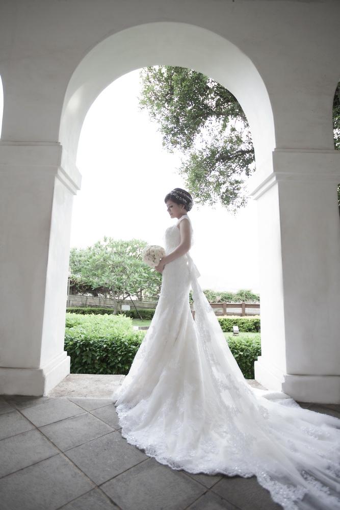 永益&汶芸 春之嫁衣(編號:433390) - 春之嫁衣精緻婚紗 - 結婚吧