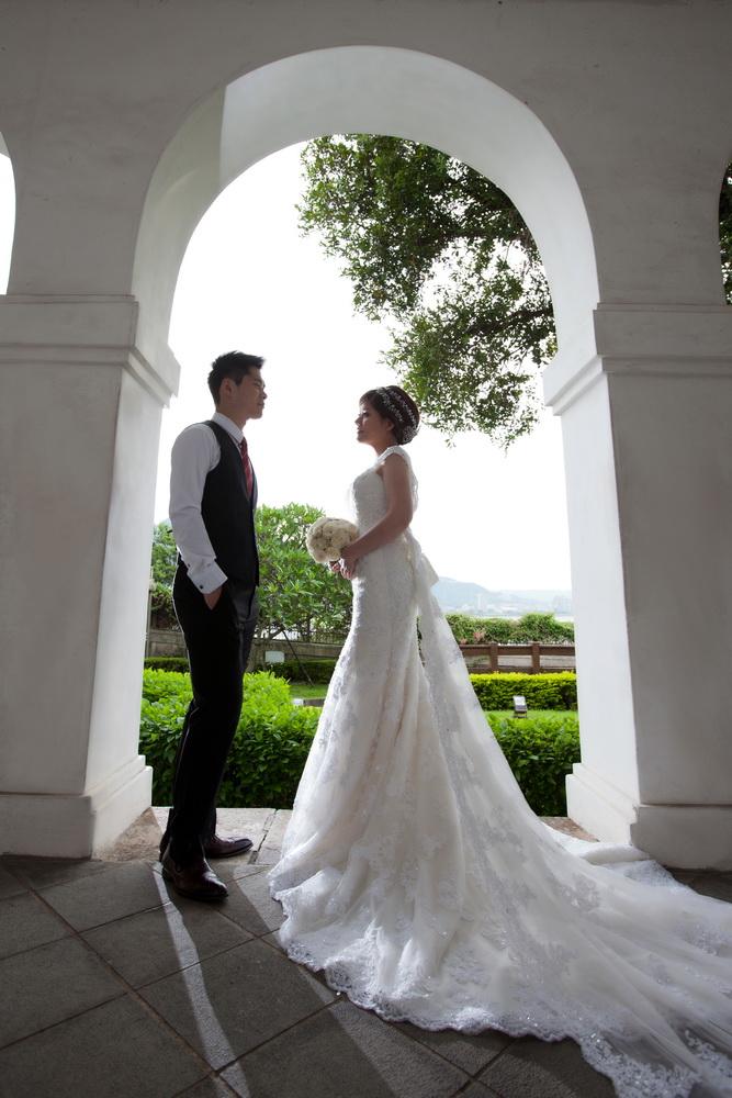 永益&汶芸 春之嫁衣(編號:433391) - 春之嫁衣精緻婚紗 - 結婚吧