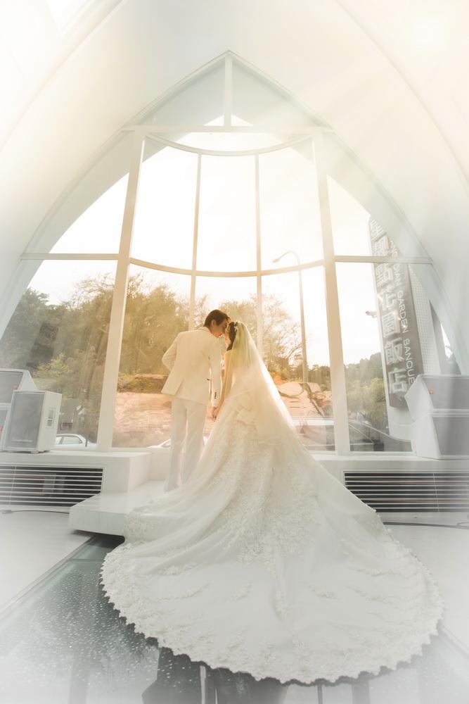 創造屬於自己的新風格婚紗照~作品