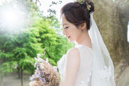 春之嫁衣精緻婚紗