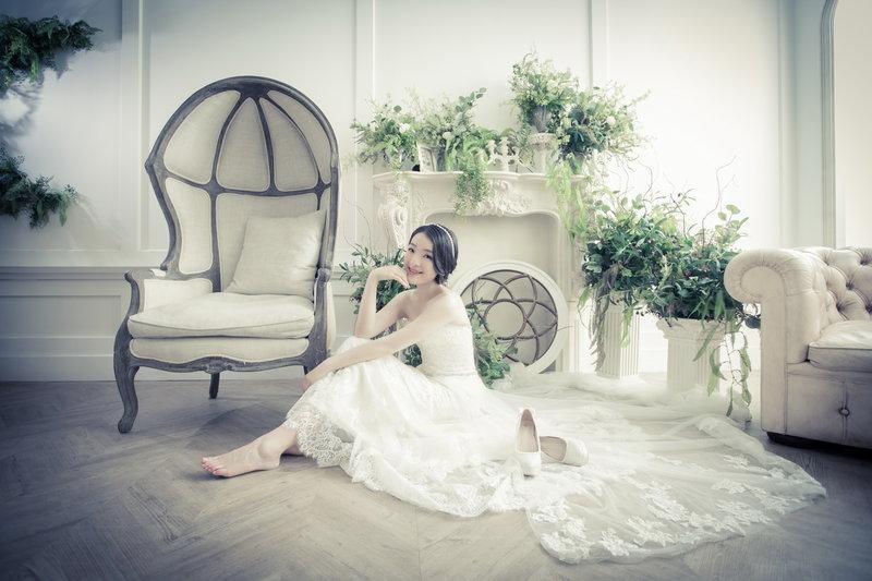 單套自助婚紗作品
