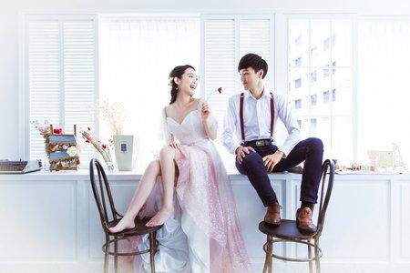 單套自助婚紗