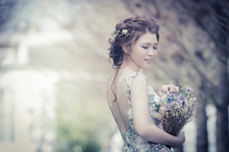 春之嫁衣幸福包套作品