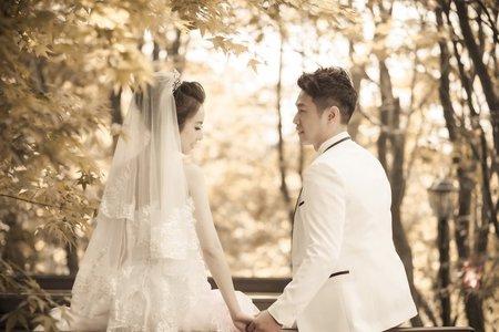 春之嫁衣婚紗