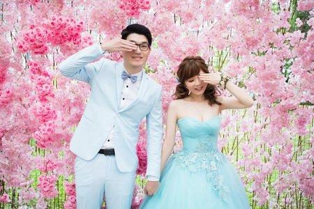 客照~~春之嫁衣婚紗攝影