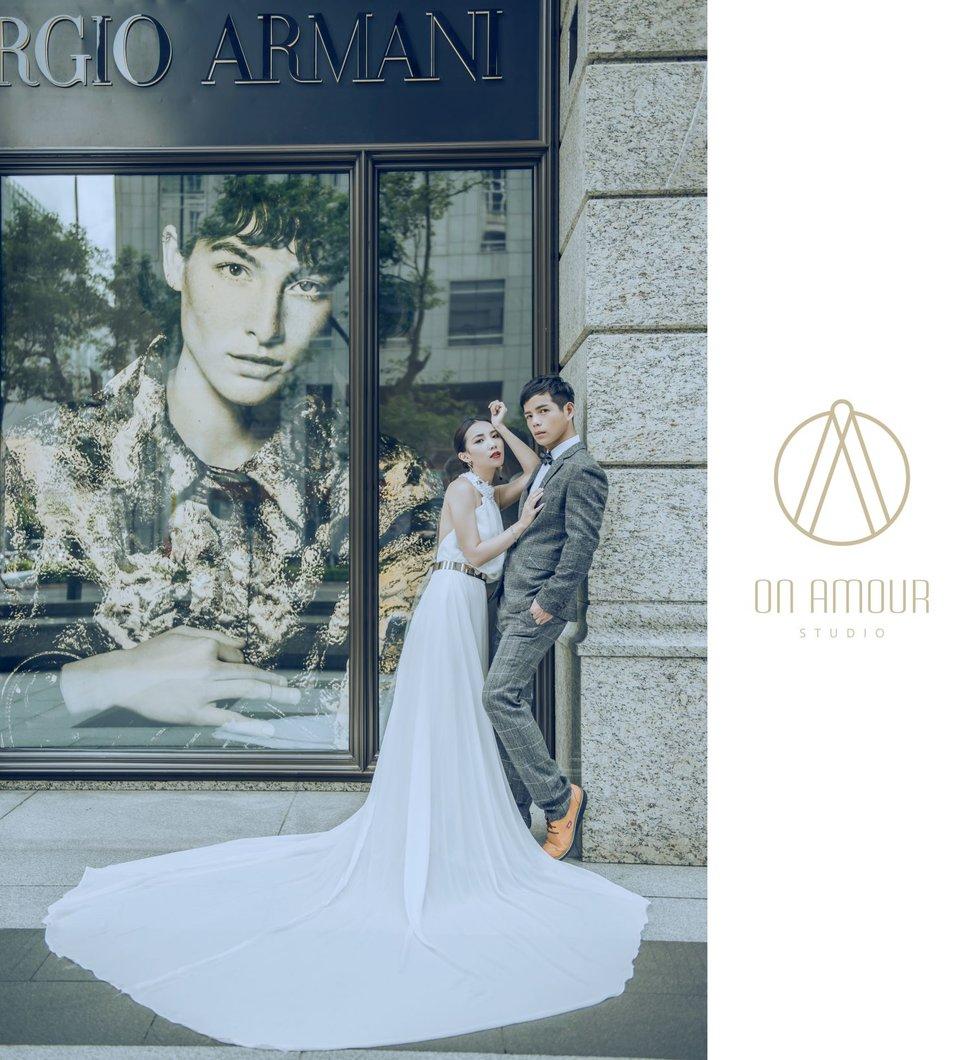 On Amour 自助婚紗 - 凱維&小滋(編號:417421) - On Amour Studio - 結婚吧
