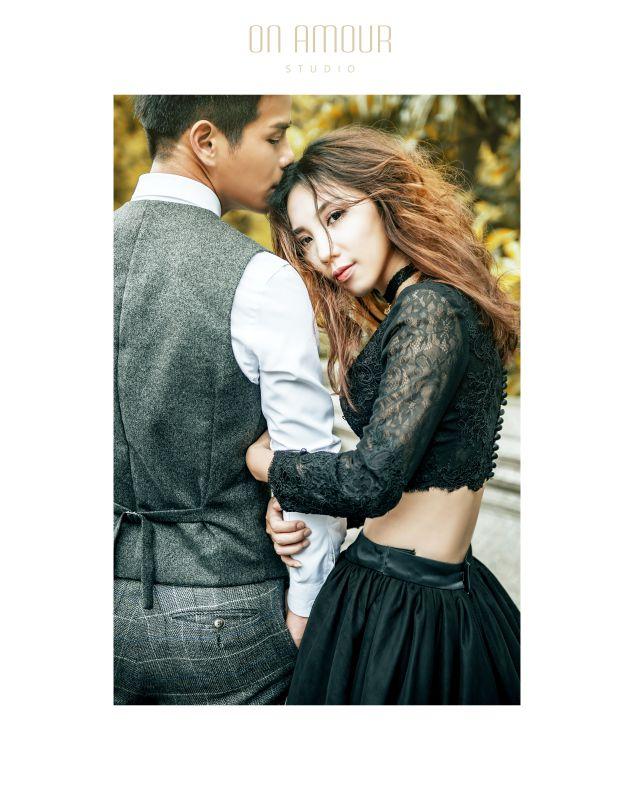 On Amour 自助婚紗 - 凱維&小滋(編號:433393) - On Amour Studio - 結婚吧