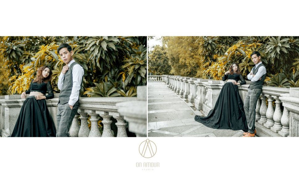 On Amour 自助婚紗 - 凱維&小滋(編號:433397) - On Amour Studio - 結婚吧