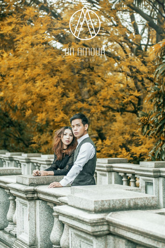 On Amour 自助婚紗 - 凱維&小滋(編號:433398) - On Amour Studio - 結婚吧