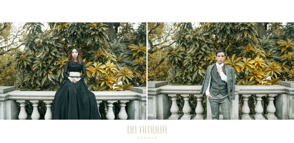 On Amour 自助婚紗 - 凱維&小滋(編號:433402) - On Amour Studio - 結婚吧