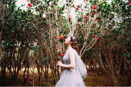 Bride花叢系列