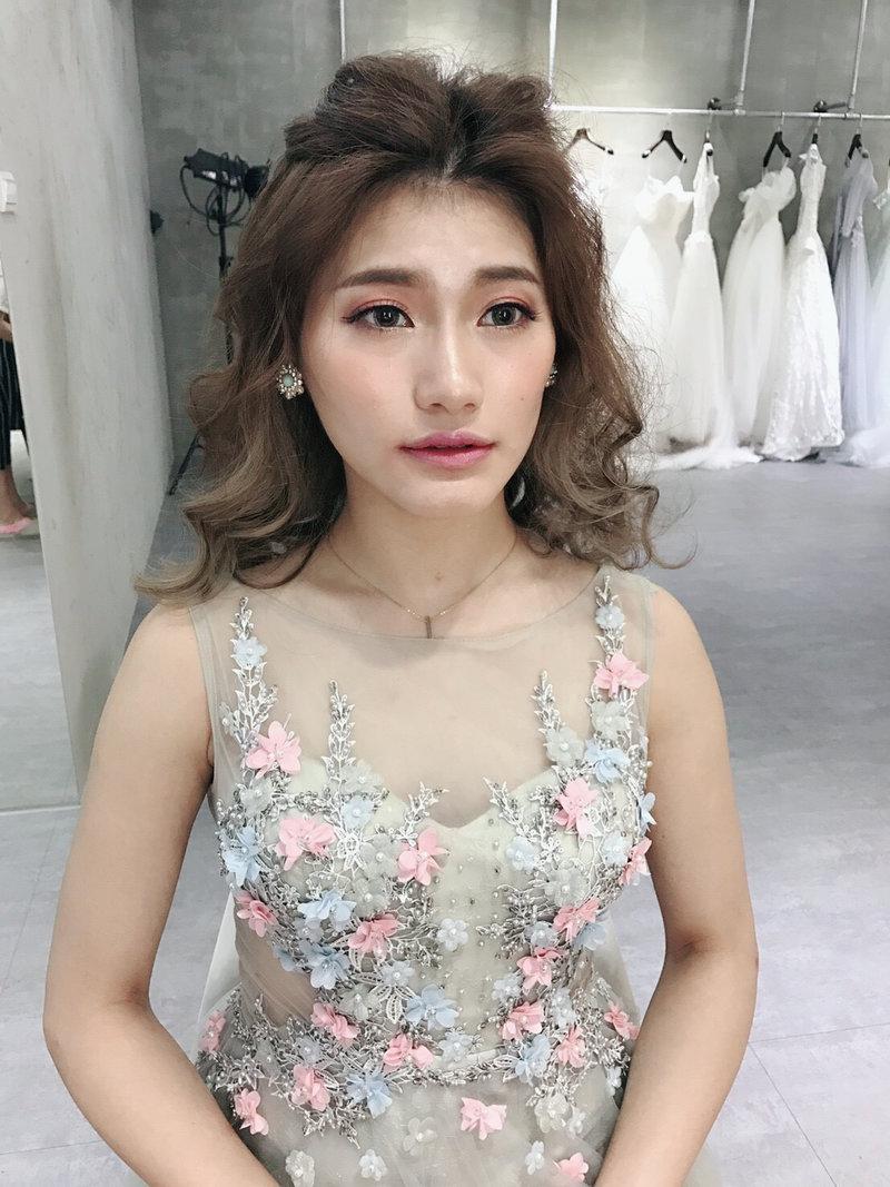 Dora makeup 新娘秘書作品