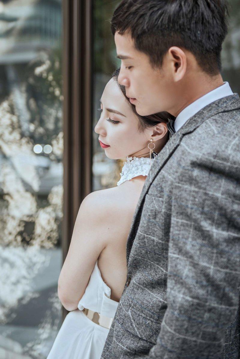 Pei makeup 自助婚紗造型作品
