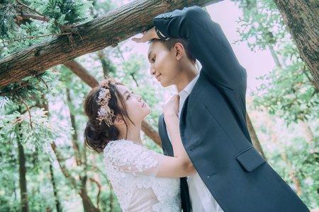 自助婚紗-安&渝