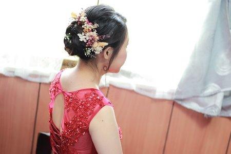 花飾/經典盤髮