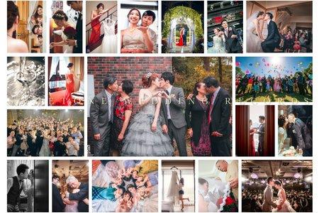 同調写真の婚禮紀實| 單儀式/單宴客