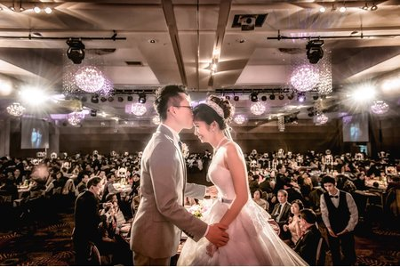 同調の婚禮紀實| 儀式+宴客(全日型)