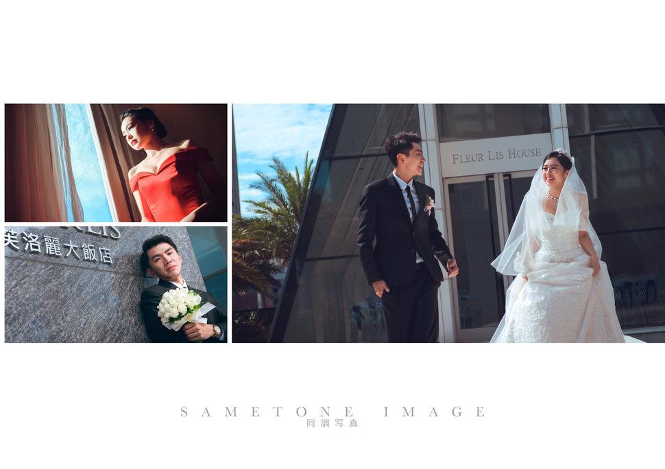 新竹芙洛麗[同調婚禮搶先看](編號:399552) - 「同調写真工作室」婚禮紀實/自助婚紗 - 結婚吧