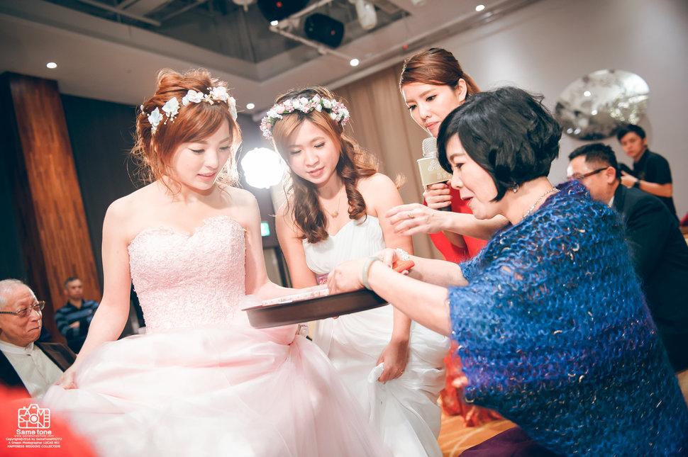 桃園晶宴[同調婚禮搶先看](編號:496899) - 「同調写真工作室」婚禮紀實/自助婚紗 - 結婚吧