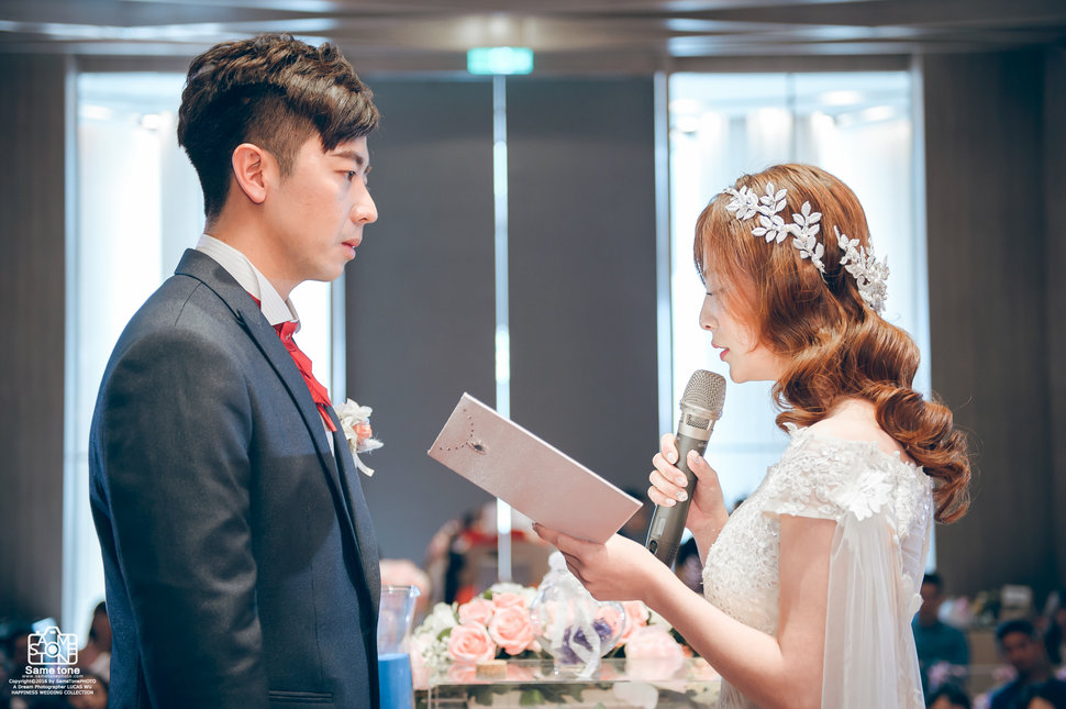 桃園晶宴[同調婚禮搶先看](編號:496900) - 「同調写真工作室」婚禮紀實/自助婚紗 - 結婚吧