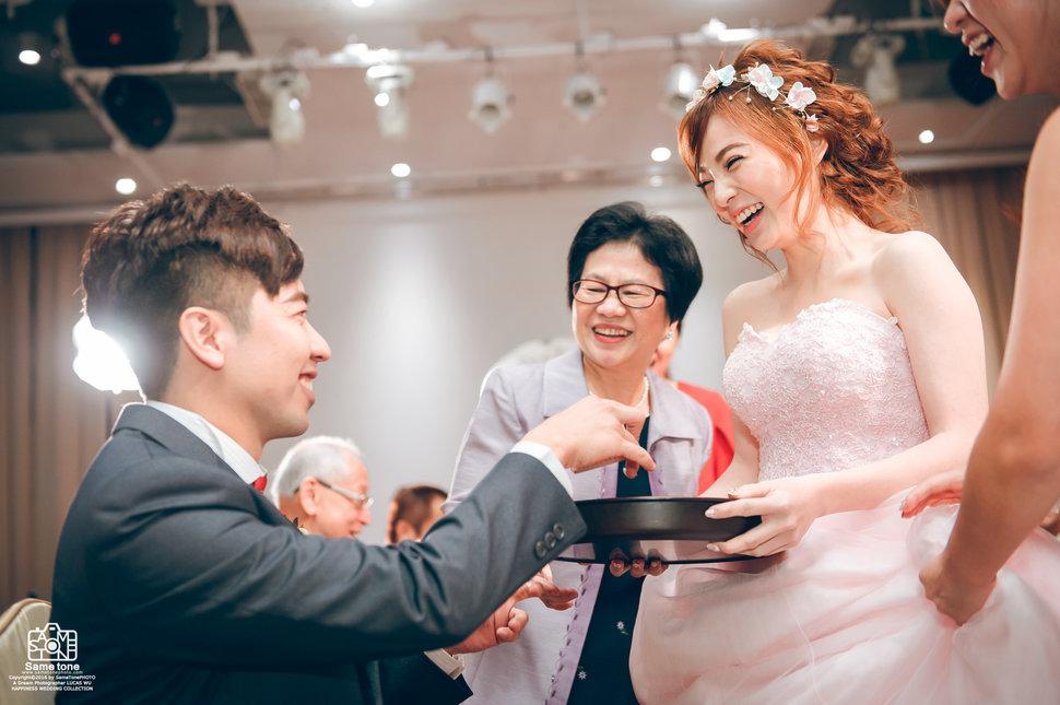 桃園晶宴[同調婚禮搶先看](編號:496902) - 「同調写真工作室」婚禮紀實/自助婚紗 - 結婚吧