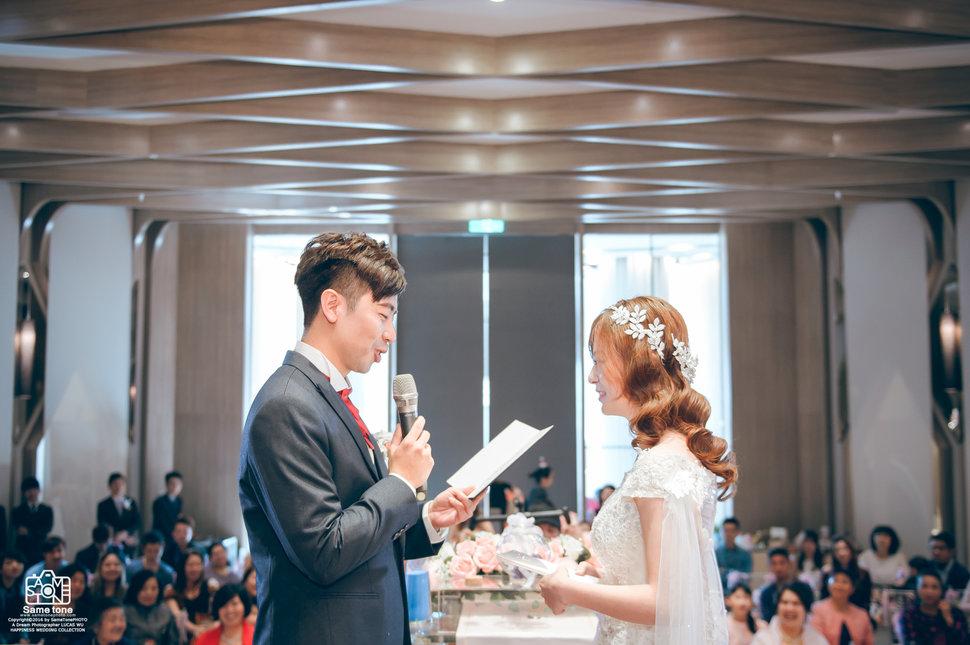 桃園晶宴[同調婚禮搶先看](編號:496904) - 「同調写真工作室」婚禮紀實/自助婚紗 - 結婚吧
