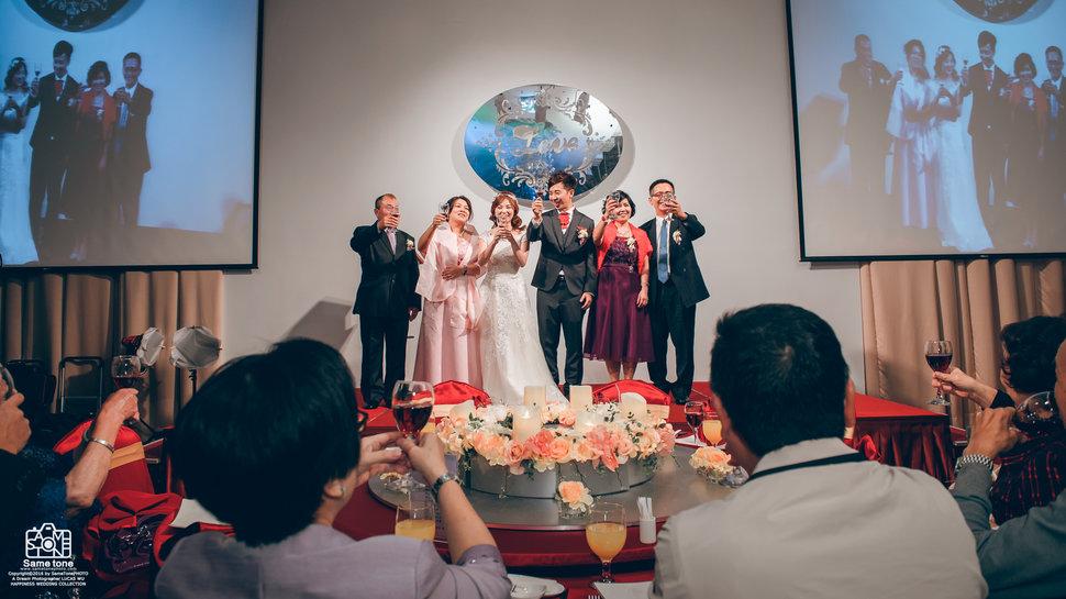 桃園晶宴[同調婚禮搶先看](編號:496907) - 「同調写真工作室」婚禮紀實/自助婚紗 - 結婚吧