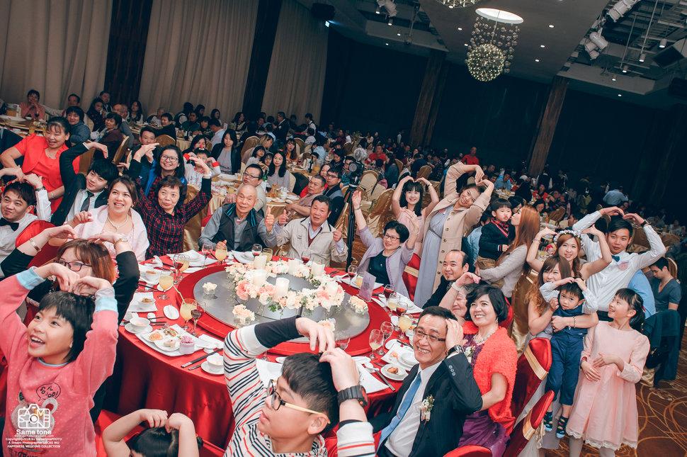 桃園晶宴[同調婚禮搶先看](編號:496911) - 「同調写真工作室」婚禮紀實/自助婚紗 - 結婚吧