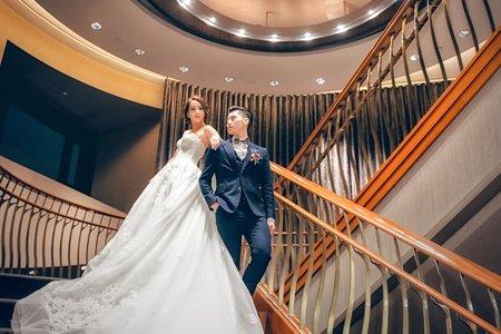 [同調婚禮]台北世貿33-教堂婚禮/晚宴